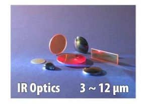IR Optics 3 ~ 12 ?m