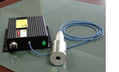 high-precision position monitoring laser system